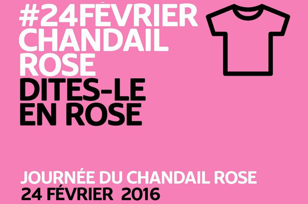 chandail-rose